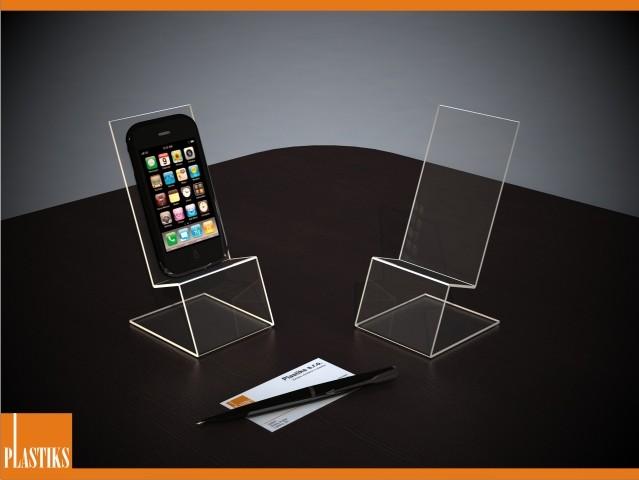 handy aufsteller acryl 12de020a 10 beliebige gr en und formen kaufen in deutschland plastiks. Black Bedroom Furniture Sets. Home Design Ideas